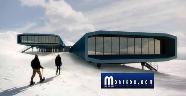 Brasil vai inaugurar estação antártica na próxima terça-feira