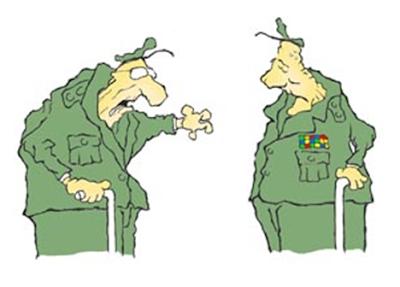 Exército envia 1.275 militares idosos para o teletrabalho durante crise do coronavírus