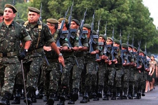 Aposentadoria militar tem o maior déficit per capita
