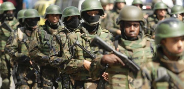 Brasil sobe uma posição e se torna a 13ª maior potência militar do planeta, diz levantamento