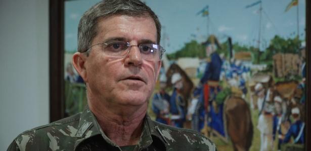 General é exonerado do cargo de Secretário Nacional de Segurança