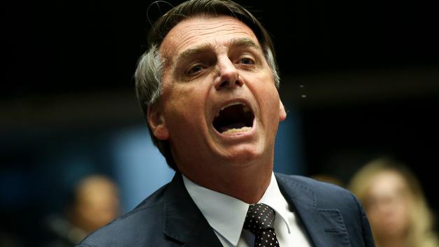 """O momento """"especial"""" de Bolsonaro"""