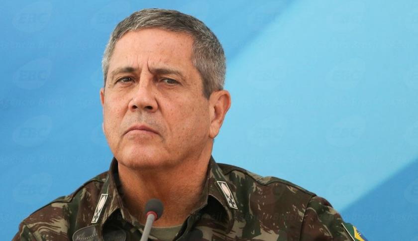 Aras vai intimar Braga Netto para explicar ameaças às eleições