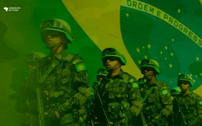 No governo Bolsonaro, confiança nas Forças Armadas cai de 70% para 58%