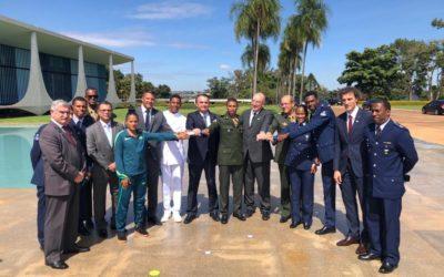 GSI: comportamento imprevisível de Bolsonaro preocupa equipe de segurança