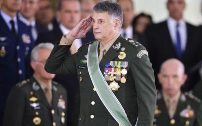 """""""Desinformação"""", diz Comandante do Exército sobre críticas ao PL 1645"""