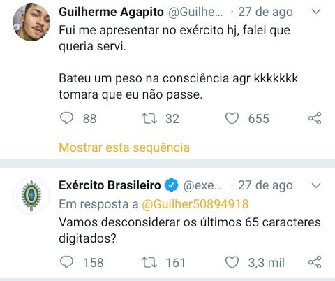 Enquanto isso, no Twitter…