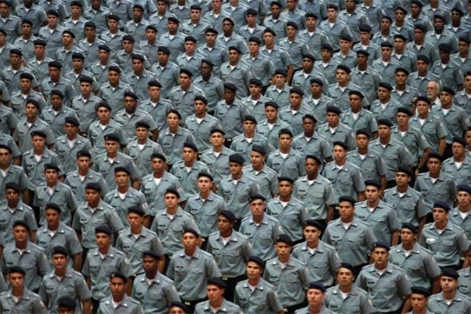 Governo bateu martelo: vai incluir PMs na Previdência das Forças Armadas
