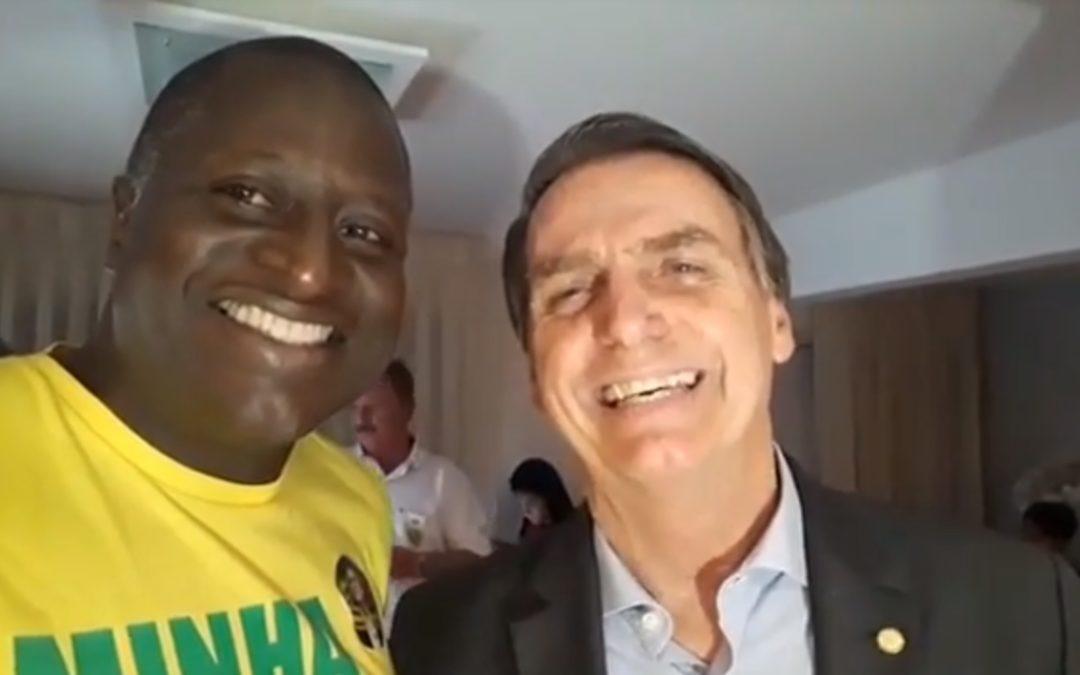 Hélio Negão: investigado por PF no Rio seria homônimo do deputado. Moro manda apurar.