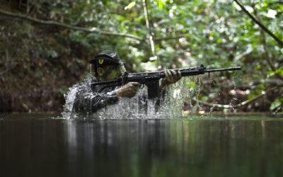 Comandante do Exército garante que soldados de selva do Brasil são os melhores do mundo