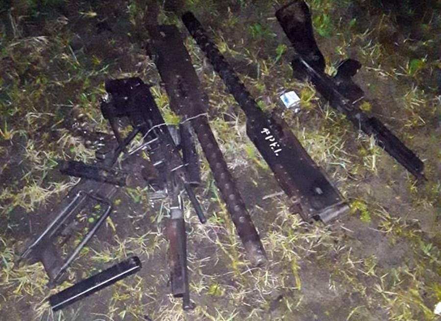 RS: Exército recupera armas furtadas do Museu do Parque Histórico