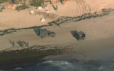 'Não julgávamos necessário' , diz ministro sobre usar Exército para limpar praias