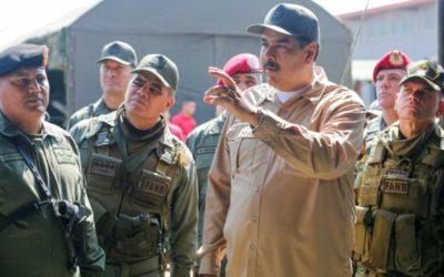 Venezuela realiza exercícios militares por 'ameaça do Brasil'