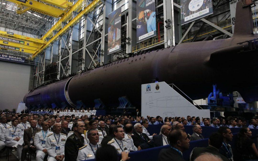 Submarino nuclear garantiu propina milionária para franceses e o PT