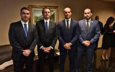 Generais dizem que filhos de Bolsonaro é que causam confusão no governo