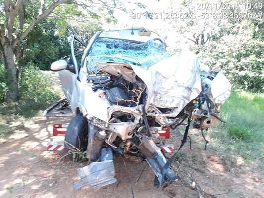 Três soldados do Exército morrem em acidente de trânsito no RS