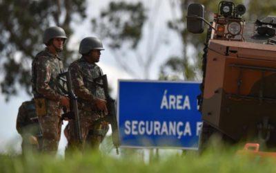 Exército cerca Presídio Federal de Brasília após plano de fuga de Marcola