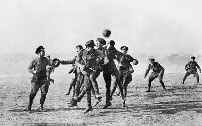 1914: quando o Natal parou a Grande Guerra!