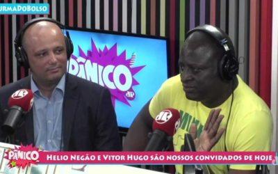 """Hélio Lopes fala de candidatura à Prefeitura do Rio: """"Sou um soldado"""""""