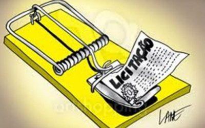 Operação investiga supostas fraudes em licitações para fornecimento de materiais a quartéis no RS.