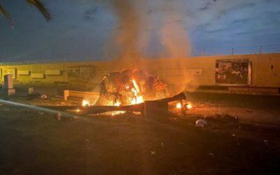 Ação dos EUA: ataque com drones mata general iraniano em Bagdá