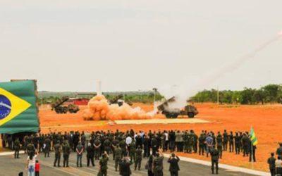 Comando de Mísseis e Foguetes do Exército sai do RS e vai para o Planalto Central