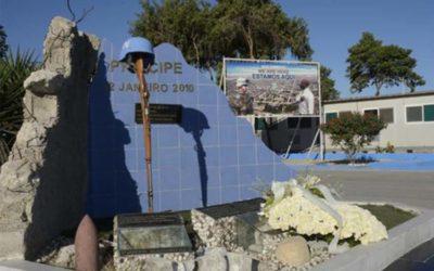 Há dez anos, militares brasileiros sucumbiam no terremoto que devastou o Haiti