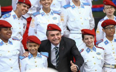 Governo federal injeta R$ 60 milhões em construção de colégio militar em SP