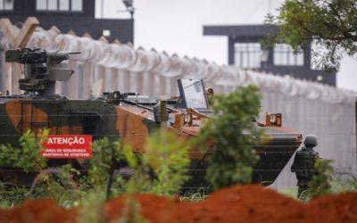 Após ameaça de resgate do PCC, Exército é escalado para proteger presídio