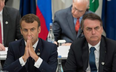 Elite militar brasileira vê França como ameaça nos próximos 20 anos