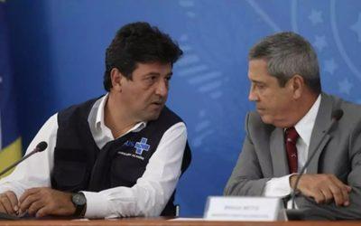 Senador pede indiciamento de general Braga Netto por três crimes