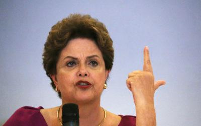 Dilma defende enfrentamento com militares, mas é ironizada por dirigentes do PT