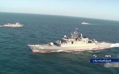 Dezenove marinheiros morrem em 'incidente de fogo amigo' durante exercício naval no Irã