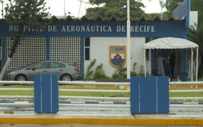 Soldado da Aeronáutica é baleado dentro do quartel no Recife