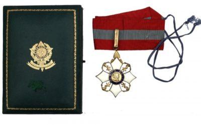 Ramagem, vetado pelo STF, vira 'Comendador da Ordem do Mérito Naval'