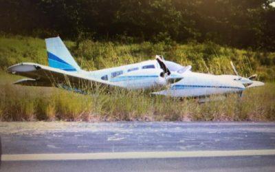 Avião que transportava droga e fazia voo irregular no AM é interceptado pela FAB