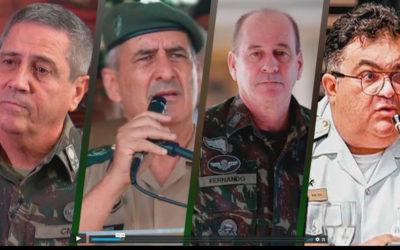 Decano do STF tratou ministros generais como 'bandidos', dizem militares