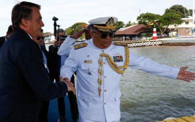 O militar que se tornou o novo alvo de fritura do governo Bolsonaro