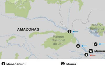No auge da animosidade com Venezuela, Exército fez simulação de guerra sem precedentes na Amazônia