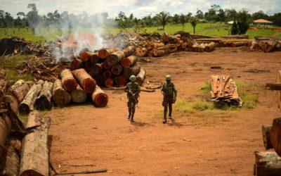 Mourão confirma GLO na Amazônia e diz esperar apoio de Ibama e ICMbio