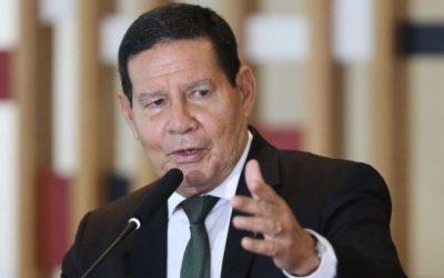Mourão nega agenda paralela com políticos da oposição