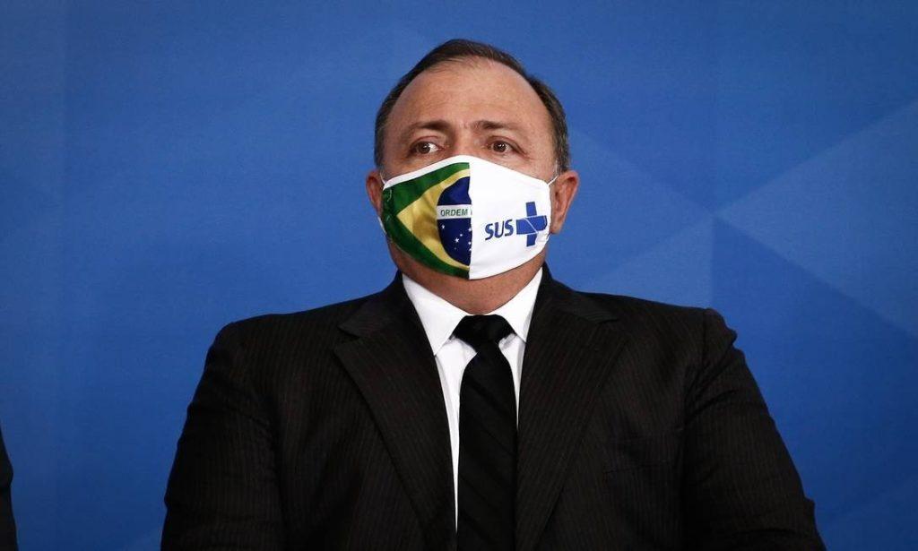 Pazuello nega estar doente e diz que não pediu para sair do governo    Montedo.com.br