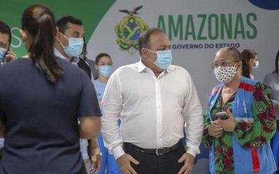 MPF processa Pazuello por colapso na pandemia no Amazonas