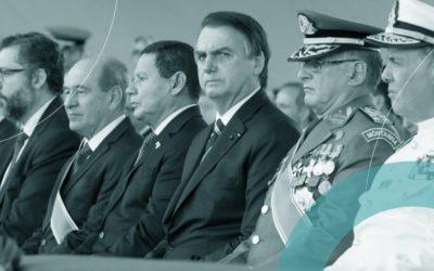 As baixas fardadas do governo Bolsonaro