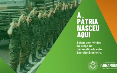 Pernambuco se compromete a investir mais de R$ 320 milhões para instalar Escola de Sargentos do Exército