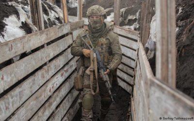 Conflito na Ucrânia revive seus dias mais tensos