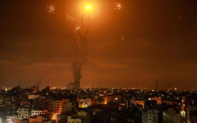 Conflito mais intenso em anos deixa alto número de mortes em Gaza e Israel