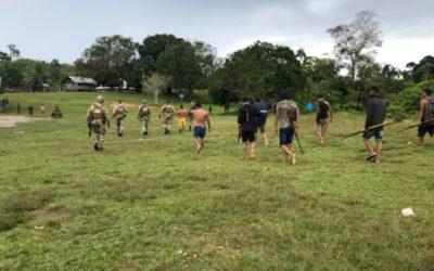 Exército envia tropas para comunidade alvo de confrontos na Terra Indígena Yanomami