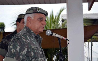 Assessor do GSI, general Carlos Peixoto morre vítima de Covid-19
