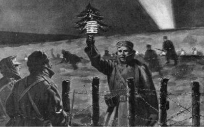 O 'milagre' em que alemães e britânicos saíram das trincheiras para cantar juntos em plena guerra
